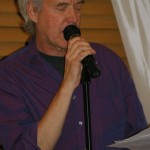Steven Gray reads on April 6th, 2011