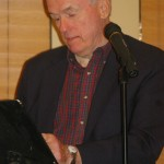 Dennis Schmitz reads on June 1st, 2011
