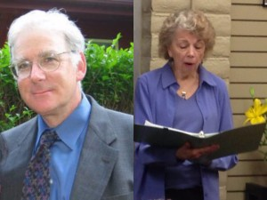 Bob Stanley and Mary Zeppa