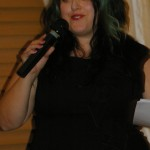 Monica Storss reads on April 6th, 2011