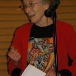 Allegra Silberstein reads on April 6th, 2011