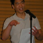 Philip Ting reads on April 6th, 2011