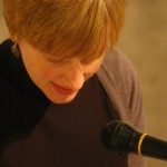 Gillian Wegener reads on April 21st, 2011