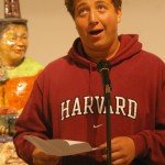 Robert Lipman reads on April 21st, 2011