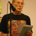 Allegra Silberstein reads on April 21st, 2011