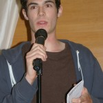 Max Rosenblum reads on May 4th, 2011