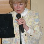Susan Wolbarst reads on June 1st, 2011