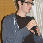 Max Rosenblum reads on June 1st, 2011